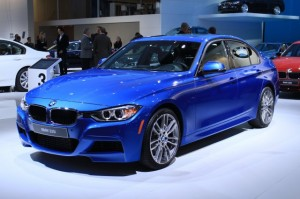 BMW Serie 3 Sedán 2013: exclusivo y agradable