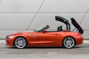 BMW Z4 2013: tecnología, lujo y mucha diversión
