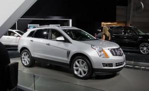 Cadillac SRX 2013: lujo, estilo y exclusividad.