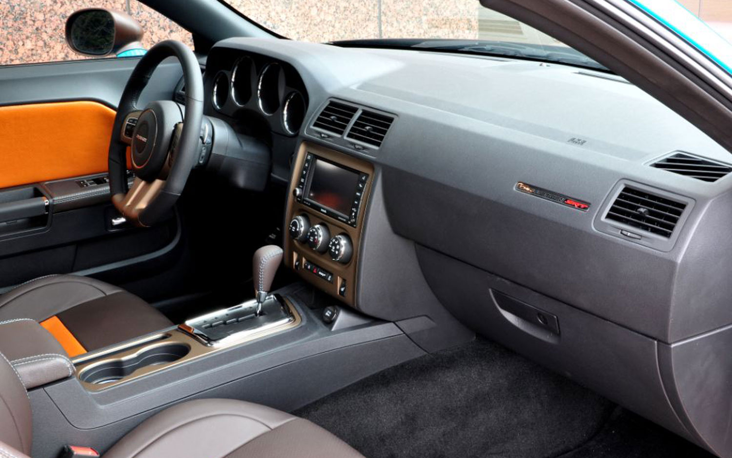 2014 Dodge Challenger Srt8 392 Interior The Image Kid Has It