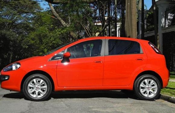 Fiat punto 2013 buen precio buena calidad lista de carros for Capacidad baul fiat punto