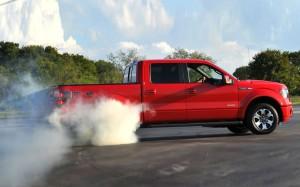 La Ford F-150 se venderá  a gas natural en 2014