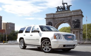 GMC Yukon Hybrid 2013: eficiente, lujosa y poderosa