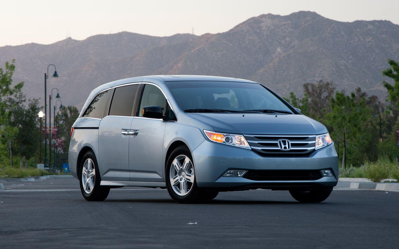 Honda Odyssey 2013 Utilidad Comodidad Y Excelente Precio
