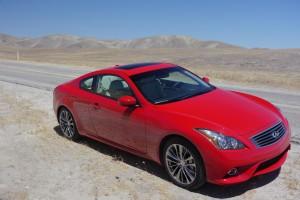 Infiniti G37 Coupe 2013: excitante apariencia, lujo y rendimiento superior