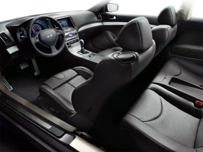 Infiniti G37 Coupe Matte Black 2016