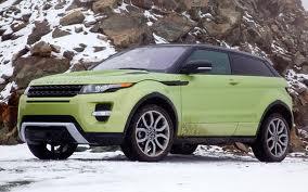 Land Rover Range Rover Evoque 2013: elegante, fina, juvenil  y poderosa