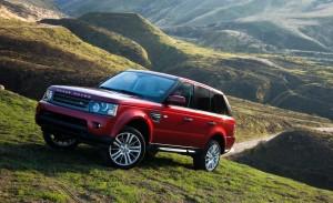 Range Rover Sport 2013: la Land Rover más rápida y ágil de todos los tiempos