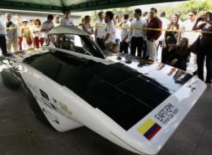 Primavera: el primer carro solar colombiano