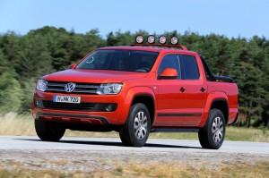 Volkswagen Amarok 2013: para el trabajo o para el placer