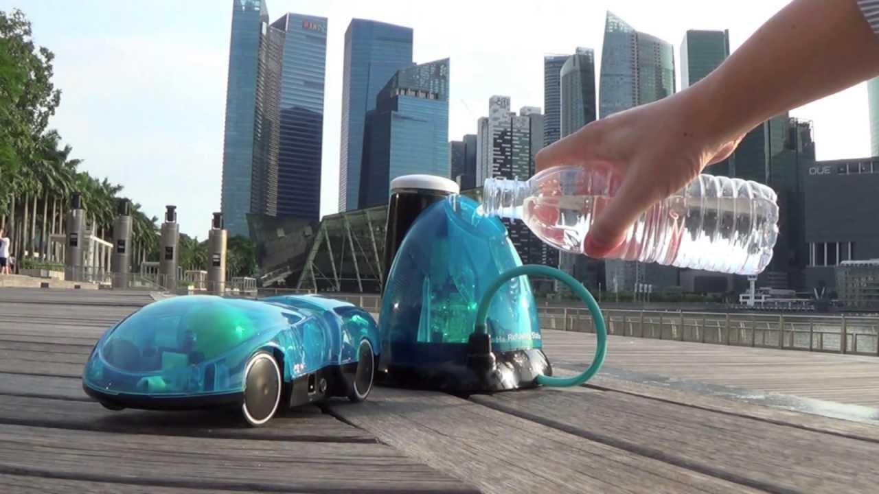 I H2go Para Que Funcione Se Coloca Agua En La Estaci 243 N De Reabastecimiento De Combustible