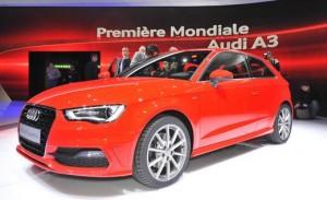 Audi A3 2013: diseño, estilo, tecnología y mucho lujo.
