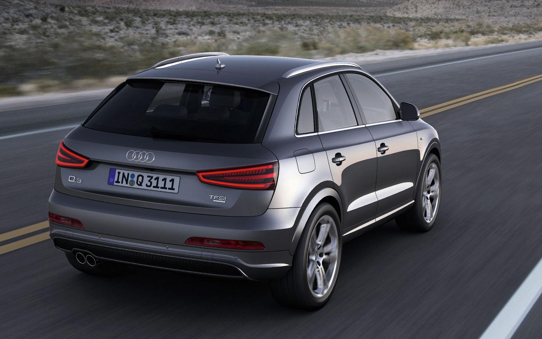 Audi Q3 2013: moderno, versátil y deportivo. | Lista de Carros