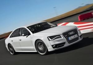 Audi S8 2013: lujo, poder, estilo y exclusividad.