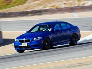 BMW Serie M5 2013: un sedán hermoso, rápido y potente.