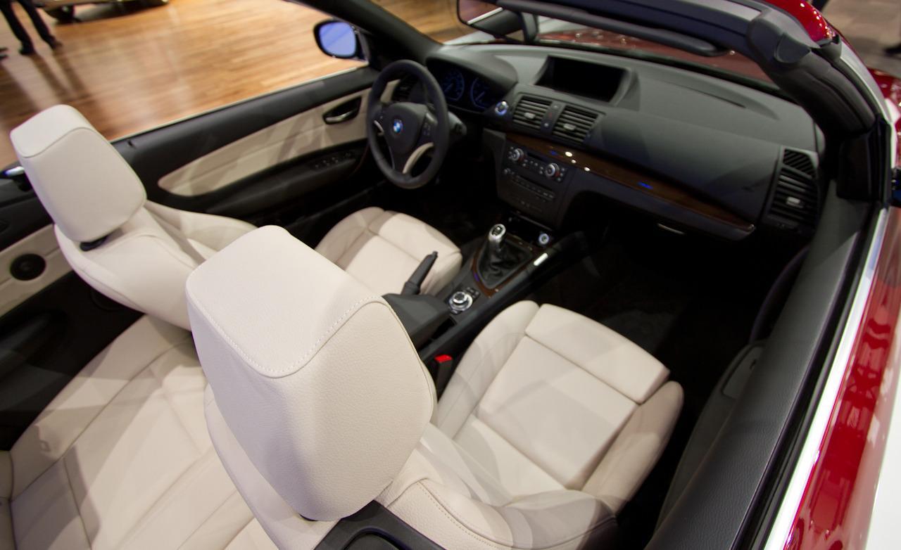 Bmw 128i Interior Bmw 1 Series m Coupe Interior ‹ ›