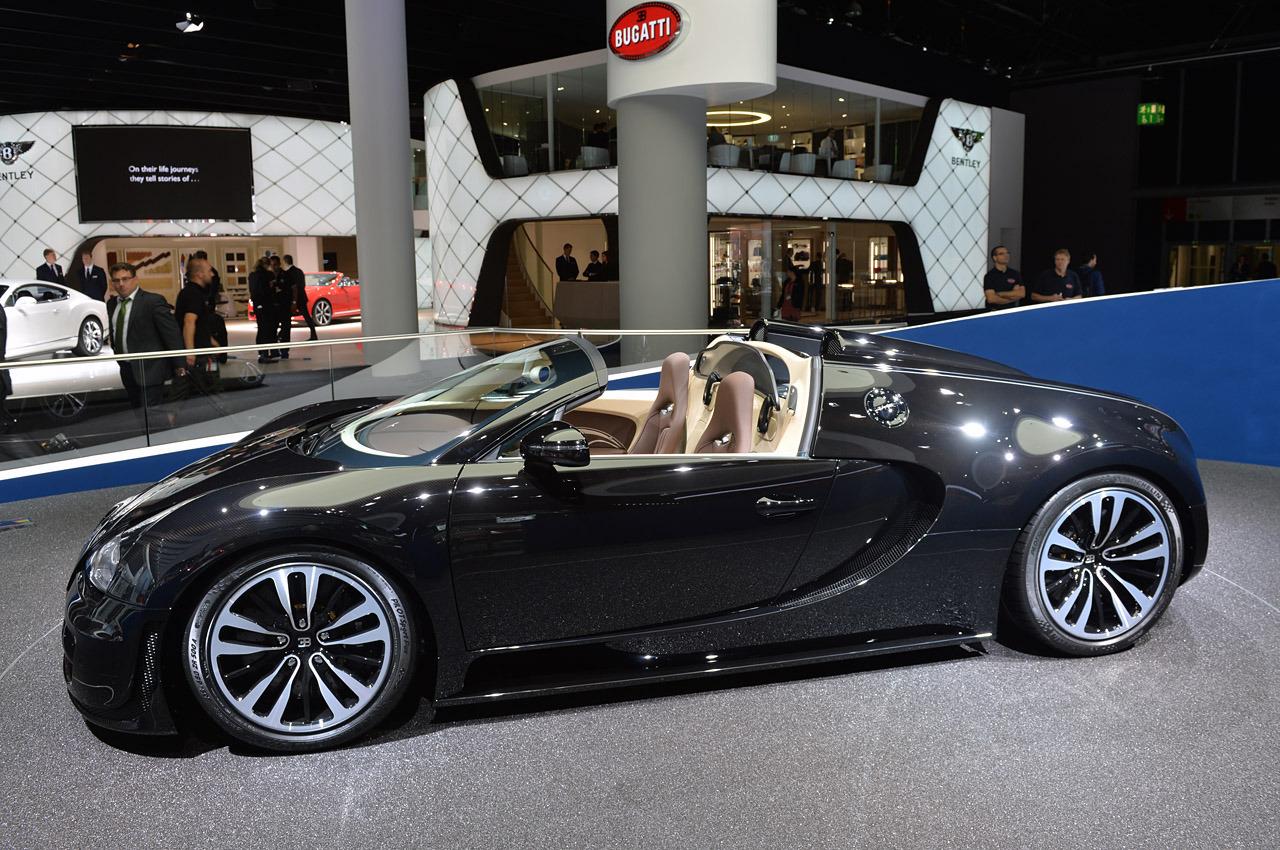 bugatti veyron grand sport vitesse jean bugatti solo 3 unidades a 3 millones de d lares. Black Bedroom Furniture Sets. Home Design Ideas