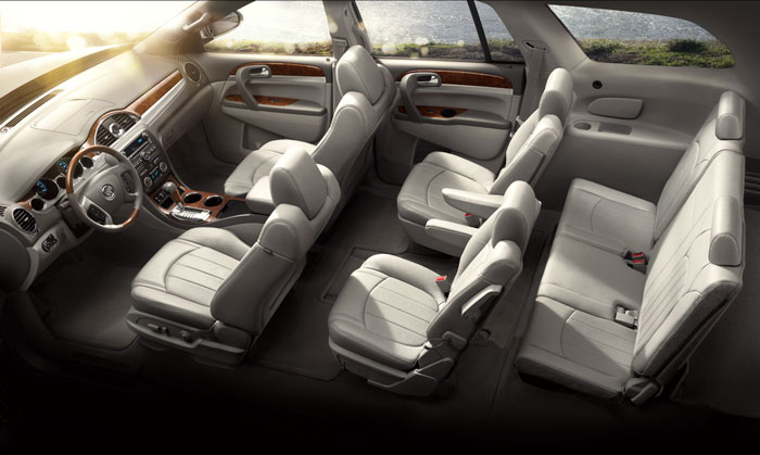 buick enclave 2013 lujo dise o tecnolog as y manejo m s. Black Bedroom Furniture Sets. Home Design Ideas