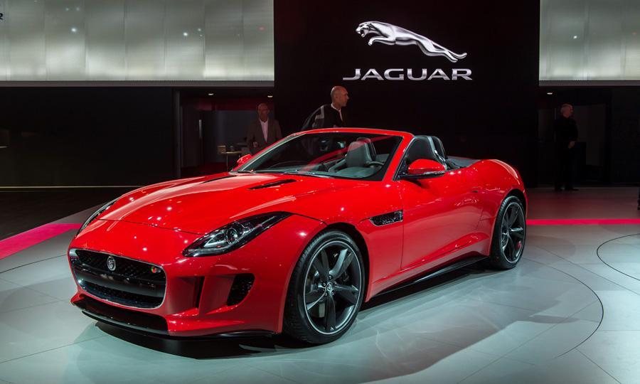 Jaguar F Type Lista de Carros