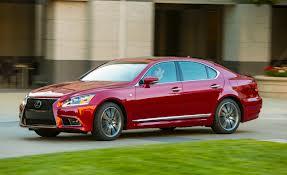 Lexus LS 2013: excelente calidad y confiabilidad.