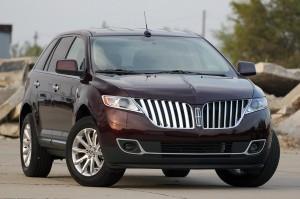 Lincoln MKX 2013: diseño, elegancia, practicidad y lujo.