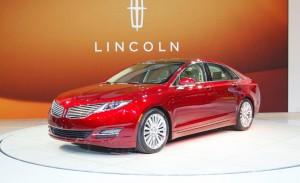 Lincoln MKZ 2013: tecnología, diseño, innovación, agilidad y poder.