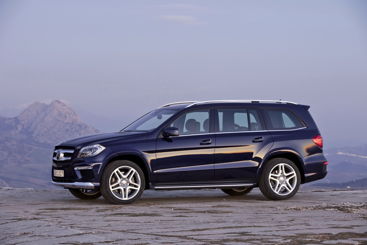 Mercedes benz clase gl 2013 la suv m s grande de la firma for Mercedes benz in louisiana