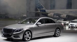 Mercedes Benz Clase S 2013: renovado, lujoso y potentes motores.