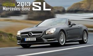 Mercedes Benz Clase SL 2013: poder y liderazgo.