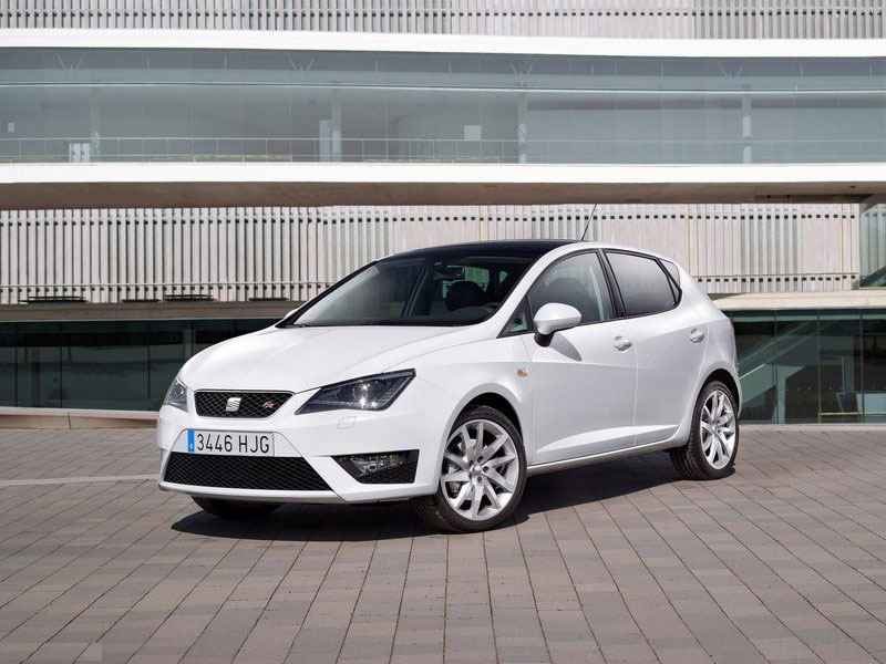 seat ibiza hatchback 2013 para m xico tiene estos precios. Black Bedroom Furniture Sets. Home Design Ideas