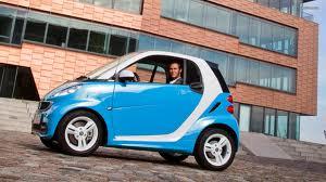 Smart Fortwo 2013: pequeño y atractivo.