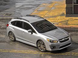 Subaru Impreza Hatchback 2013: lujoso, sobrio y equilibrado