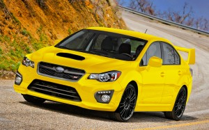 Subaru Impreza WRX STI 2013: estilo, lujo y agresividad sin par.