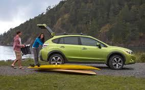 Subaru XV 2013: tecnología, diseño y capacidades.