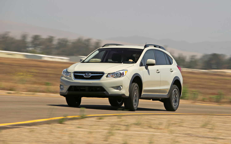 Subaru Xv 2013 Sus Competidores Son La Renault Duster