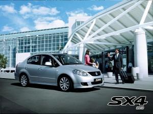 Suzuki SX4 Sedán 2013: diseño de vanguardia, prestaciones y comodidad