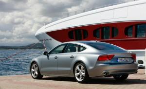 Audi A7 Sportback 2013: elegante diseño y potente motor