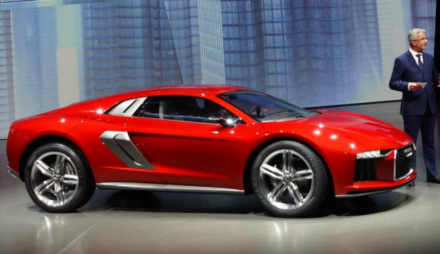 Audi Nanuk Quattro Concept: un carro superdeportivo y ...