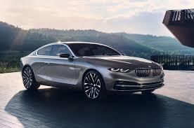 Gran Lusso Coupe: la gran creación de BMW y Pininfarina.