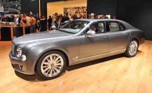 Bentley Mulsanne 2013: lujo y distinción