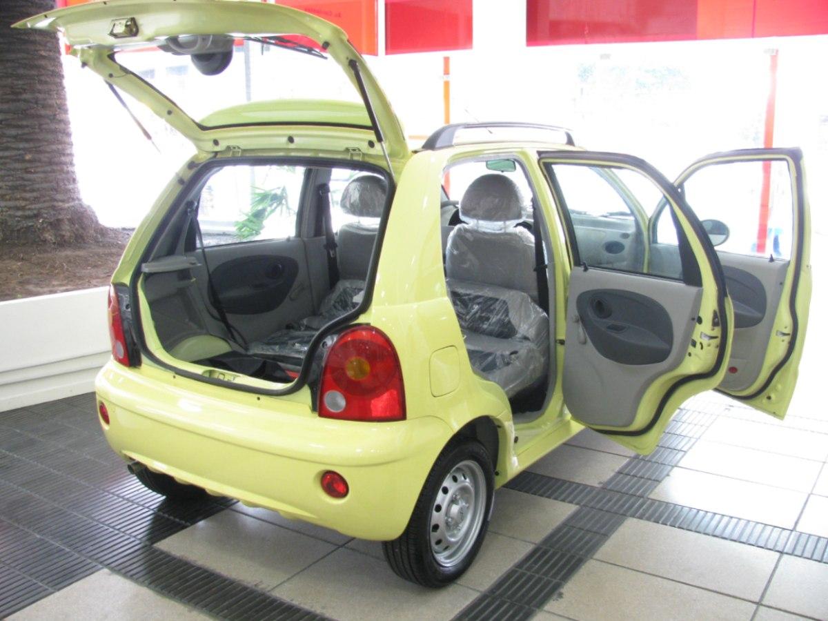 Chery Qq 2013 Un Carro De Accesible Precio Lista De Carros