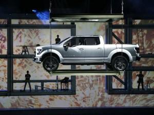 Ford Atlas Concept: Las futuras camionetas Ford.