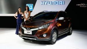 Hyundai HB20X 2013: una SUV para la aventura.