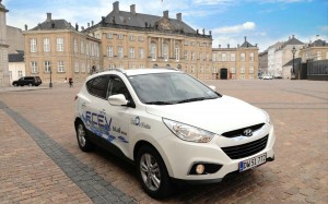 Hyundai ix35 Fuell Cell: un paso más para la llegada del hidrógeno