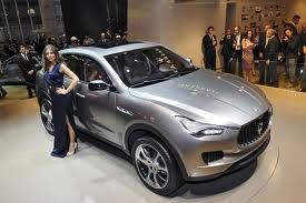 Maserati Levante: Una interesante SUV que llegará en 2015.
