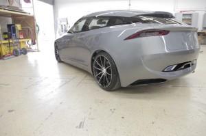 Mazda Deep Orange 3 Concept Mec Nicamente Utiliza Un