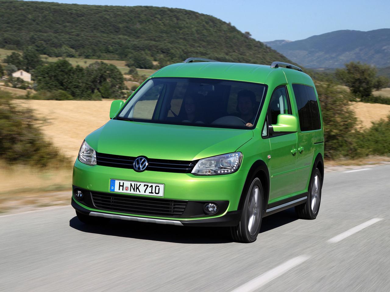 volkswagen cross caddy 2013 es un carro aventurero con. Black Bedroom Furniture Sets. Home Design Ideas