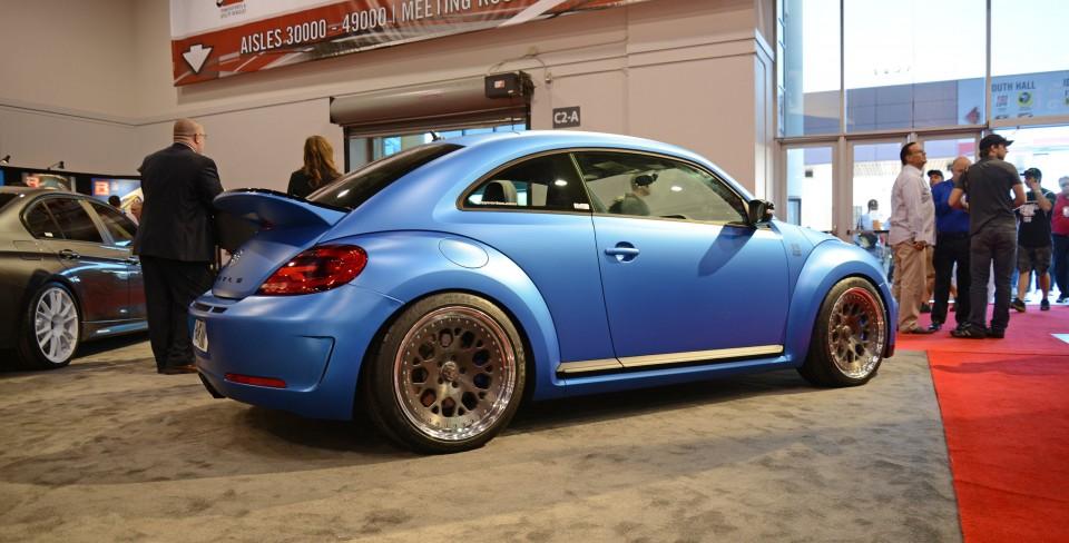 Volkswagen Vortex Súper Beetle: ahora con 500CV. | Lista de Carros