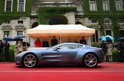 Aston Martin One-77: potencia de 760CV y 220mph por 1.85 millones de dólares.