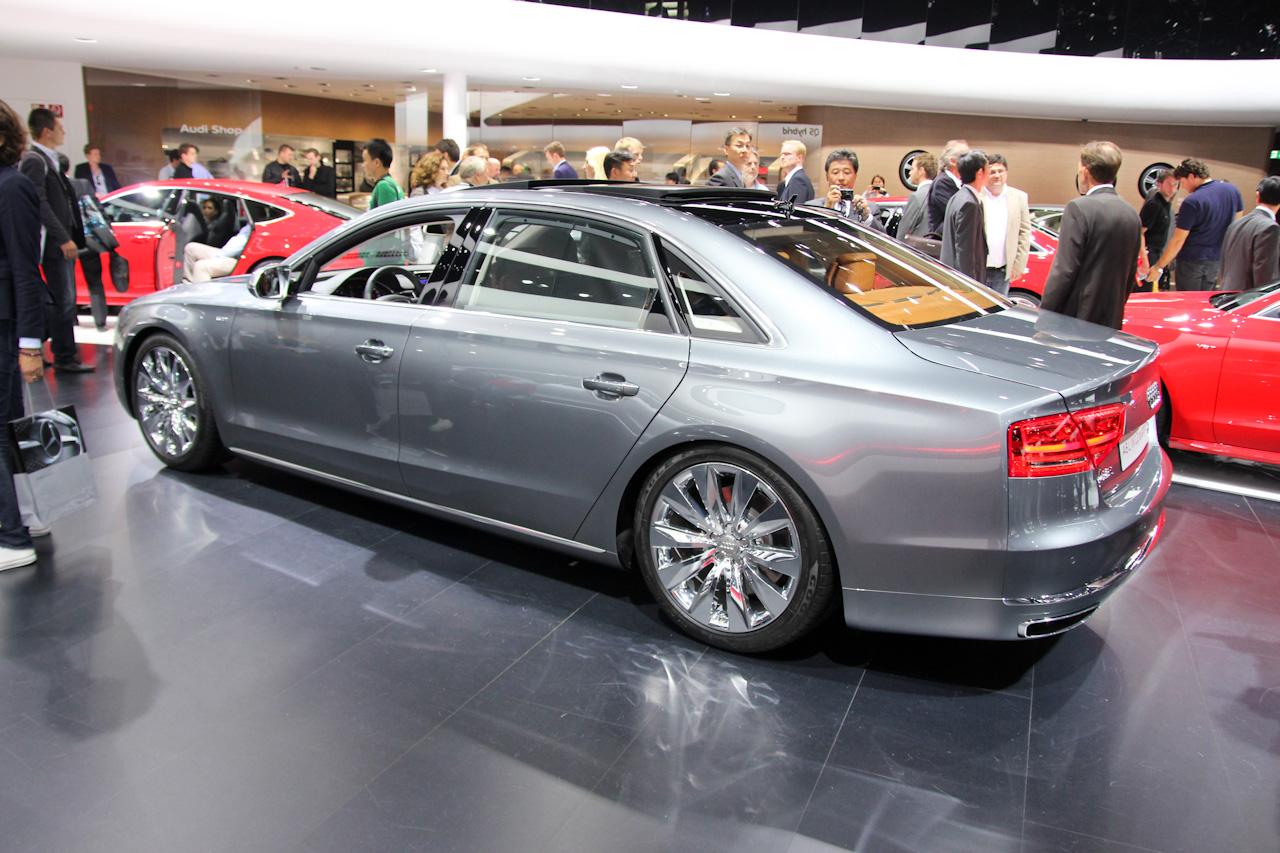 Audi A8l W12 Exclusive Concept Solo 50 Exclusivas Unidades Lista De Carros